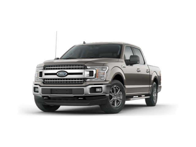 New Ford 2019 Ford F-150 XLT Truck in Meridian, MS